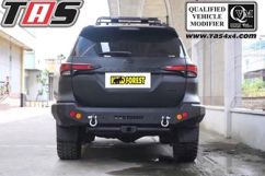 Fortuner 2015+ BUMPER BELAKANG WILD FOREST ALL NEW FORTUNER TAS4X4 3277 f