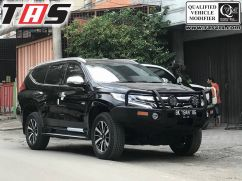 Pajero Sport All New BUMPER DEPAN FOREST ALL NEW PAJERO SPORT bumper depan forest 5