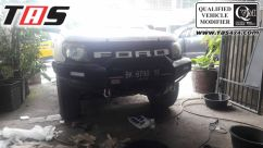 Ford Ranger 2015+ BUMPER DEPAN JUNGLE FORD T6 TAS4X4 bumper jungle t6