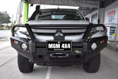 Pajero Sport All New BULLBAR IRONMAN ALL NEW PAJERO SPORT TAS4X4 pjro ironmn