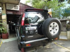 Ford Everest BUMPER BELAKANG FORD EVEREST  sam 2114