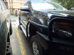 Ford Ranger 2011+ TANGGA SAMPING FORD T6 FULL SIDE RAIL FOREST