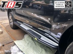 Ford Everest TANGGA SAMPING FORD EVEREST TAS4X4 tngga everest 2