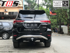 Fortuner 2015+ EUROPEAN HEAVY DUTY TOWING BAR FOR ALL NEW FORTUNER