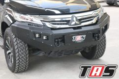 Pajero Sport All New BUMPER DEPAN WILD FOREST NO LOOP ALL NEW PAJERO SPORT TAS4X4 wild dpn pajero